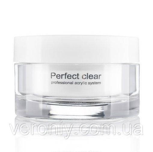 Kodi Perfect Clear Powder (базовый акрил прозрачный), 40 гр
