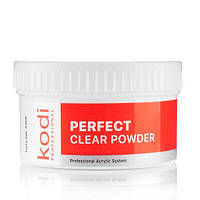 Kodi Perfect Clear Powder (базовый акрил прозрачный), 60 гр