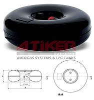 Тороїдальний балон внутрішній 43 л (630х180), Atiker