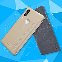 Кожаный чехол Nillkin Sparkle для Xiaomi Mix 2S (2 цвета)