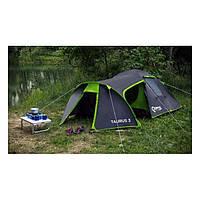 Палатка туристична TAURUS 3 місна , намет Туристическая палатка с тамбуром з Польші