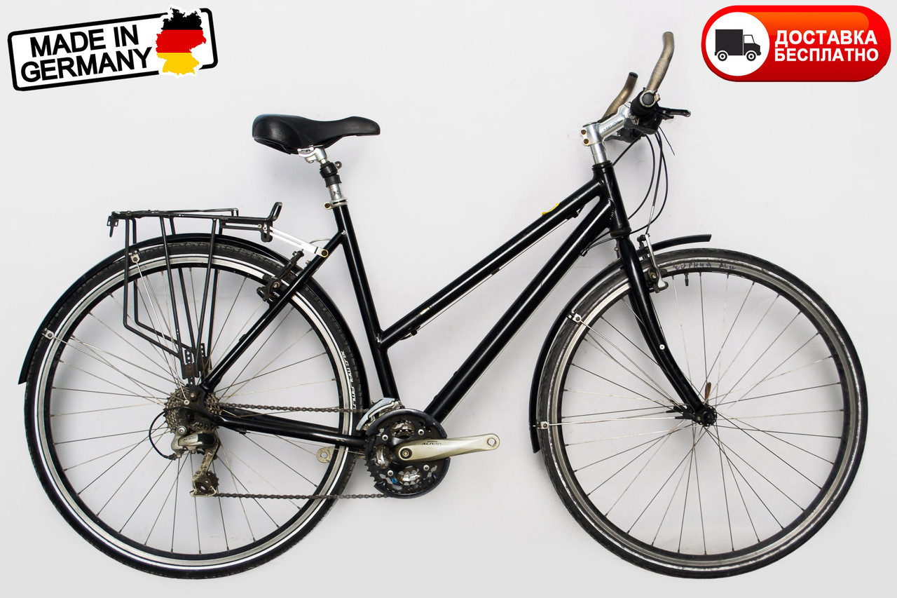 Велосипед Чорний Ala treking АКЦИЯ -30%