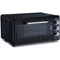 Электрическая печь духовка Saturn ST-EC1075 Black