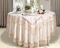 Скатерть на стол - украшение или необходимость?