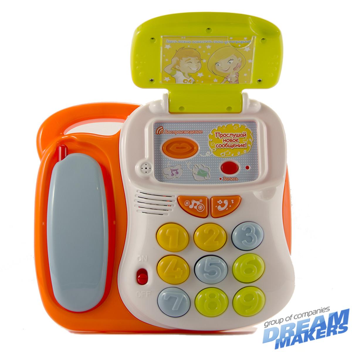 TT13 Говорящий телефон