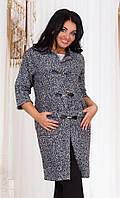 Пальто женское тонкое весеннее , фото 1