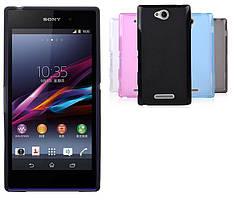 Силиконовый чехол для Sony Xperia E4 Dual E2115