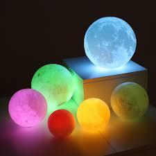 """3D Светильники """"Планеты"""""""