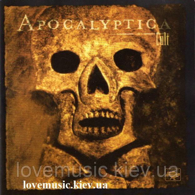 Музичний сд диск APOCALYPTICA Cult (2000) (audio cd)