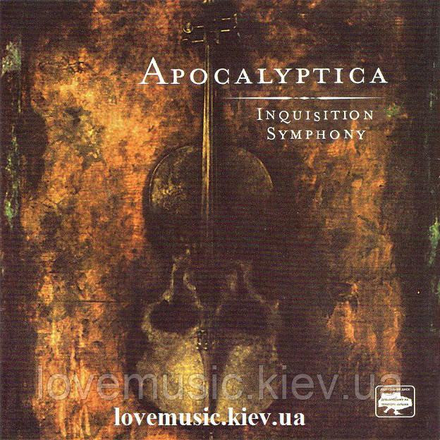 Музичний сд диск APOCALYPTICA Inquisition symphony (1998) (audio cd)