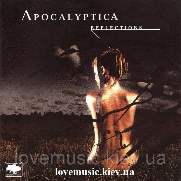 Музичний сд диск APOCALYPTICA Reflections (2003) (audio cd)