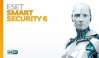 ESET Smart Security-6 2ПК1 год  box