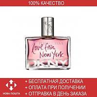 Donna Karan New York Love From New York EDT 100ml (туалетная вода Донна Каран Лав Фром Нью Йорк )