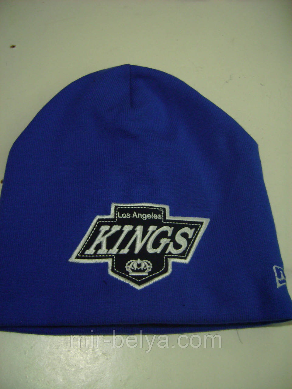Мужская шапка LA   los angeles KINGS
