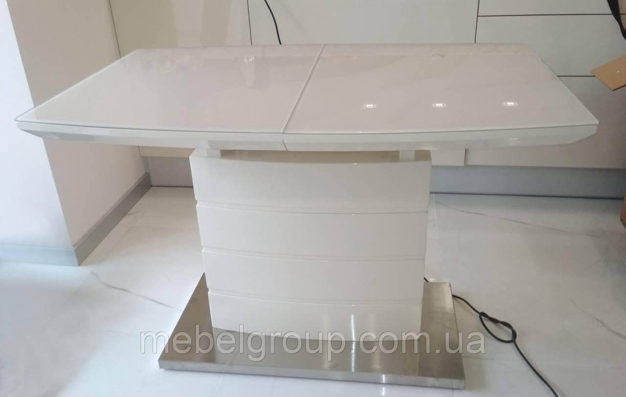 Стіл ТМ-50-2 молочний 110/150x70