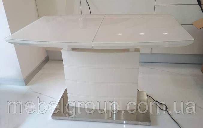 Стол ТM-50-2 молочный 110/150x70, фото 2