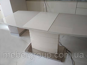 Стол ТM-50-2 молочный 110/150x70, фото 3