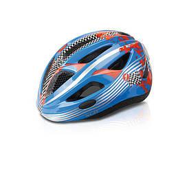 Шлем детский XLC BH-C17, голубой, S/M (51-55)