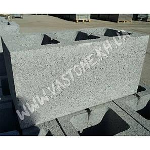 Шлакоблок из отсева (строительный блок, стеновой бетонный), фото 2