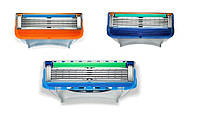 Кассеты Gillette Fusion
