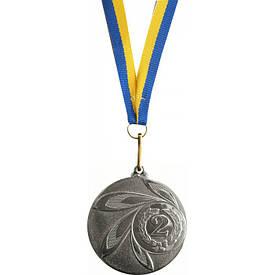 Медаль ммс 9850 сер