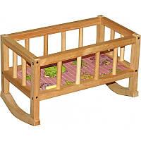 Кроватка деревянная   ВИННИ ПУХ