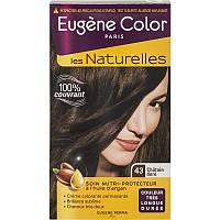 ЭЖЕН КОЛОР  Eugene Color Стойкая Крем-краска для волос №43 Шатен Золотистый, Шатен Золотистый ЭК 43, 115 мл, фото 1