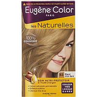 ЭЖЕН КОЛОР  Eugene Color Стойкая Крем-краска для волос №83 Блондин Золотистый, Очень Светлый блондин Золотистый ЭК 83, 115 мл, фото 1