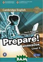 Holcombe Cambridge English Prepare! Level 2 Workbook