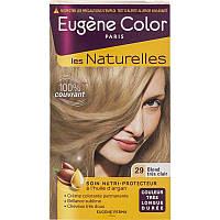 ЭЖЕН КОЛОР  Eugene Color Стойкая Крем-краска для волос №29 Светлый Блондин, Светлый Блондин, 115 мл, фото 1