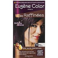 ЭЖЕН КОЛОР  Eugene Color Стойкая Крем-краска для волос №16 Черная Смородина, Черная смородина ЭК 16, 115 мл, примята упаковка, фото 1