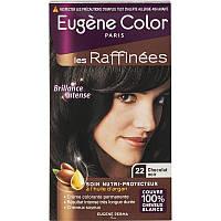 ЭЖЕН КОЛОР  Eugene Color Стойкая Крем-краска для волос №22 Черный Шоколад, 115 мл