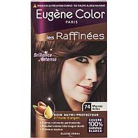 ЭЖЕН КОЛОР  Eugene Color Стойкая Крем-краска для волос №74 Каштановый Мокка, Каштановый Мокка ЭК 74, 115 мл, фото 1