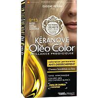 КЕРАНОВ  Keranove   Краска для волос  Олеоколор № 9*13 Светлый Блондин Пепельный, фото 1
