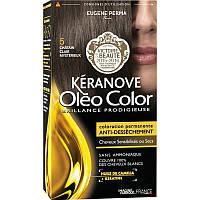 КЕРАНОВ  Keranove   Краска для волос  Олеоколор№5 Светлый Шатен, фото 1