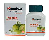 Трифала, Triphala Himalaya, очищение и омоложение 60 табл.