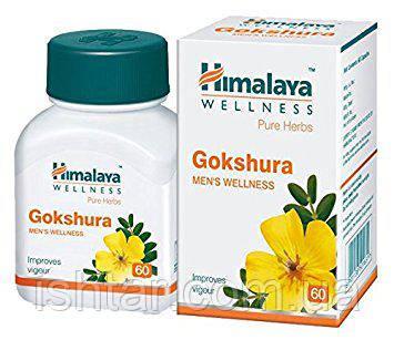 Гокшура Хималая в капсулах / Gokshura Himalaya