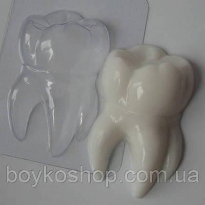 """Форма для мыла """"Зуб"""""""