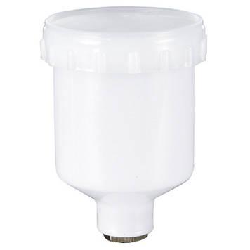 Бачок пластиковий (внутрішня різьба M14*1) 125 мл AUARITA PC-125GPR
