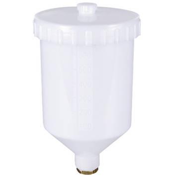Бачок пластиковий (внутрішня різьба M16*1.5) 600 мл AUARITA PC-600GPP
