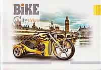 Альбом 8 л. Мотоцикл