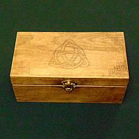 Шкатулка Трискель, фото 1