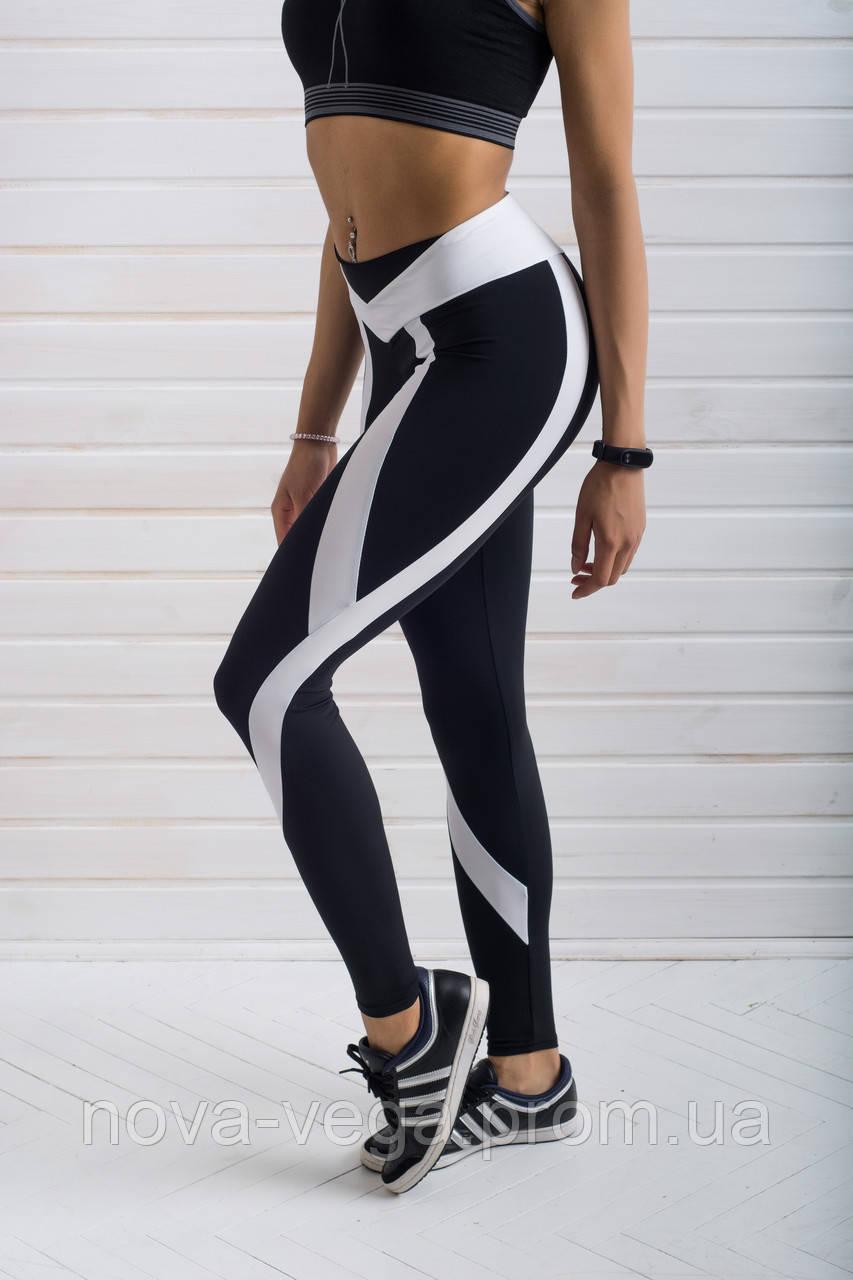 033cee5a485cf Современные спортивные женские лосины для фитнеса NOVA VEGA