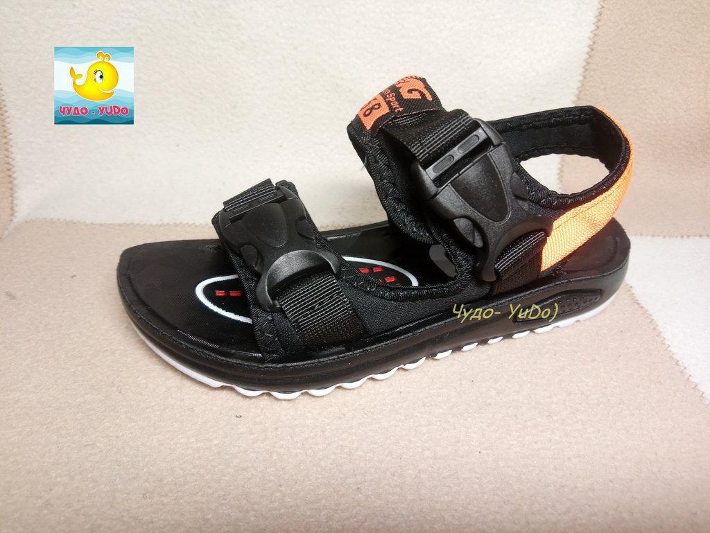 Спортивные сандалии мальчикам, 19,5 см