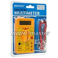Мультиметр COOCU DT 830D