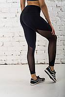 """Спортивные женские лосины для фитнеса NOVA VEGA """"Aphrodite Black"""""""
