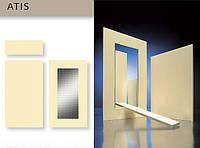 Фасад «Atis», МДФ мебельные фасады, кухонные фасады BRW, плівкові фасади, кухні