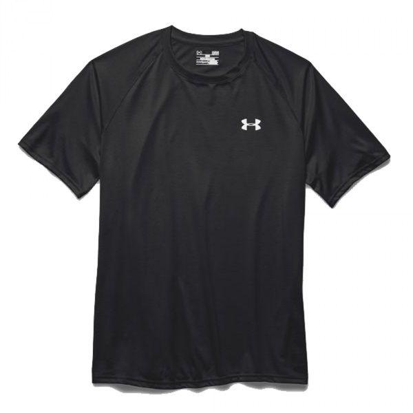 Спортивная мужская футболка Under Armour Tech Black