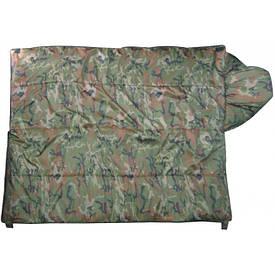 Спальный мешок  камуфляжный