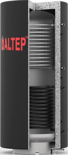 Обновление ассортимента теплоаккумуляторов для твердотопливных котлов Альтеп и Донтерм